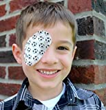 Adhesive Orthoptic BOY Eye Patches- by