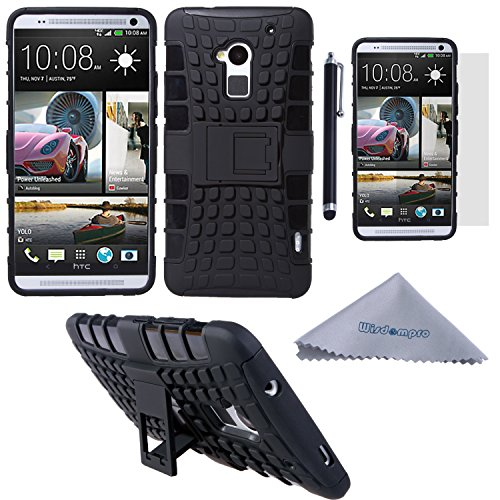 htc-one-max-case-wisdompro-2-in-1-dual-layers-heavy-duty-hard-soft-hybrid-rugged-protective-case-wit