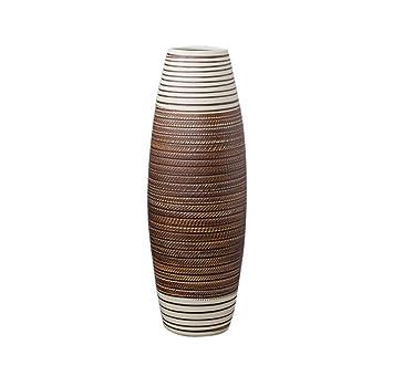 Amazon.de: SYHPDT Vase aus Keramik, Landung, große Vase, für ...