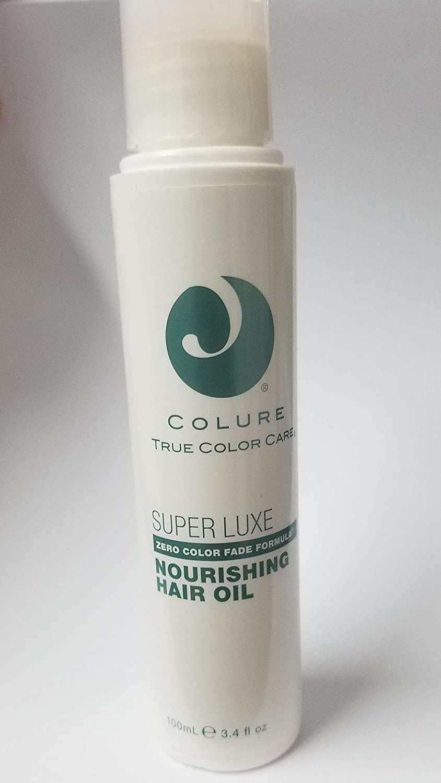 Colure Super Luxe Nourishing Hair Oil 3.4 Oz