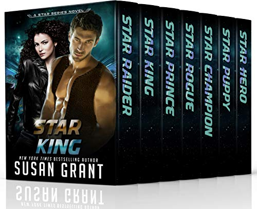 The Star Series--the complete 7 book omnibus: Star Raider, Star King, Star Prince, Star Rogue, Star Champion, Star Puppy, Star Hero (Star Series boxed set 1)