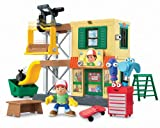 handy manny tools toys - Fisher-Price Disney's Handy Manny's Workshop