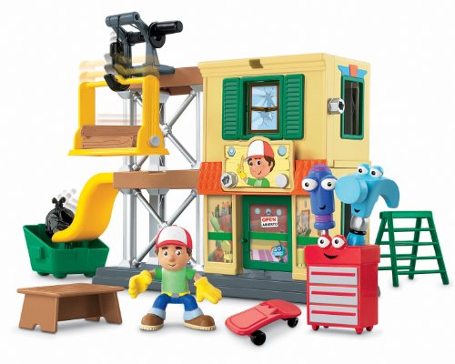 Fisher-Price Disney's Handy Manny's Workshop