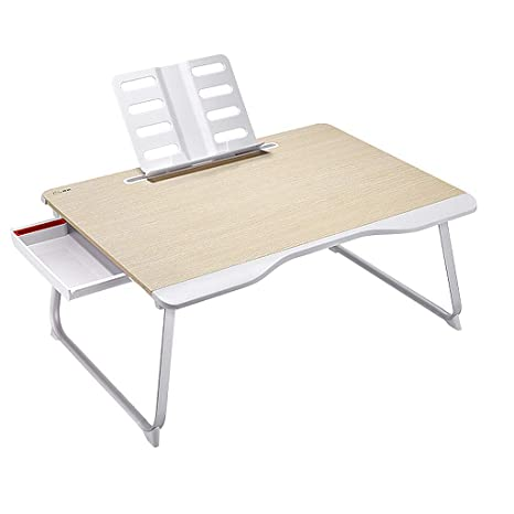 Amazon.com: Li Wei Shop Mesa de cama/mesa plegable, soporte ...