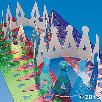 Metallic Crowns - 6