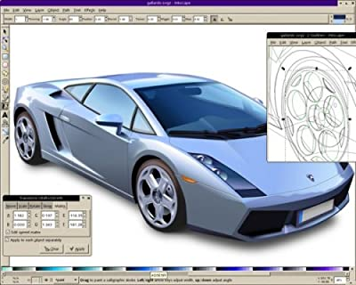 Illustration Software - Vector Graphics Editor - Alternative to Illustrator, CorelDraw & Visio