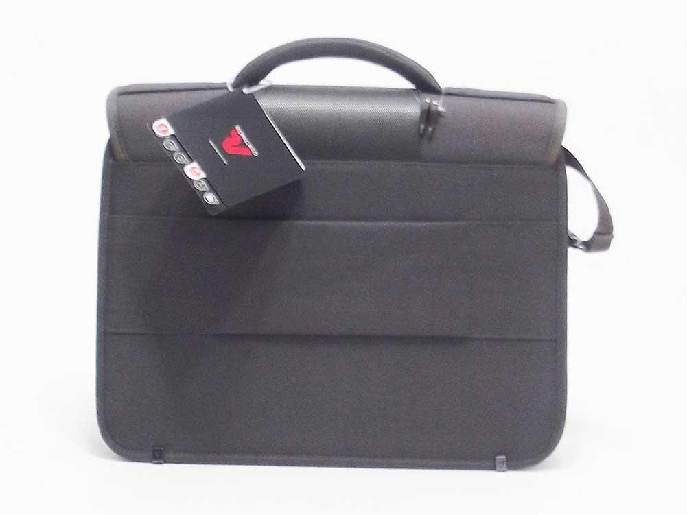 1357698718 Cartella Porta Documenti con Porta PC 15.6 Roncato Easy Office Colore  Fossil 3 Soffietti: Amazon.it: Valigeria