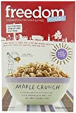 Freedom Foods Ultra Maple Rice Crunch, 10.5 Ounce Boxes (Pack of 5) by Freedom Foods