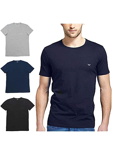 huge discount 53db3 69ac3 Amazon | (エンポリオアルマーニ) EMPORIO ARMANI 3枚セット ...