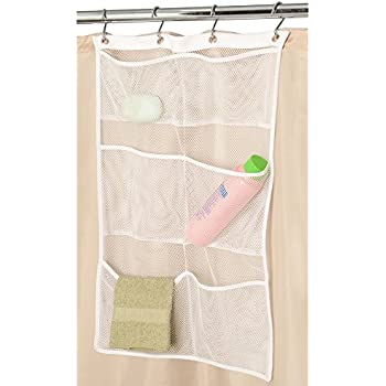 Amazoncom Quick Dry Hanging Caddy and Bath Organizer