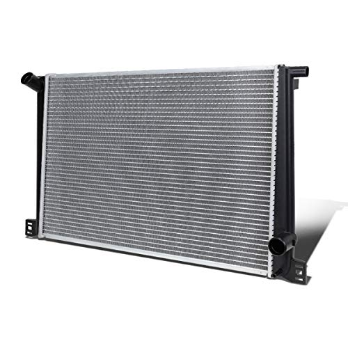 DPI 13167 OE Style Aluminum Core High Flow Radiator For 07-16 Mini Cooper AT/MT (Cooper 2007 Base Mini)