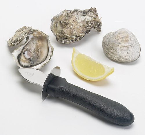 Messermeister Pro-Touch Plus Shellfish Opener and Knife