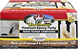 J-B Weld 40007 Wood Restore Premium Epoxy Putty Kit - 64 oz.