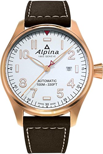Alpina Geneve Startimer Pilot AL-525S4S4 Mens Wristwatch Aviation Watch