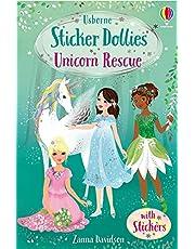 Sticker Dolly Stories: Unicorn Rescue