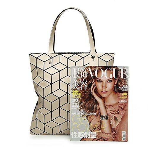 Bao Max Length Style Yellow Bag Women 2 Handbags Style Mirror 1 Handbags Woman Bao Shoulder Bag 50cm Folding 30cm Sequins Plain Blue xxangwZq8