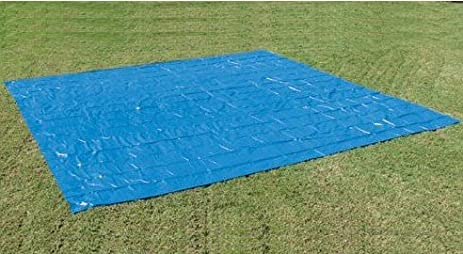 18 ft above ground pools square ground cloth