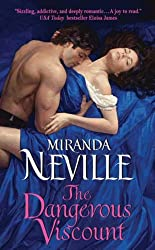 The Dangerous Viscount (The Burgundy Club series)