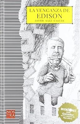 La venganza de Edison (Spanish Edition)