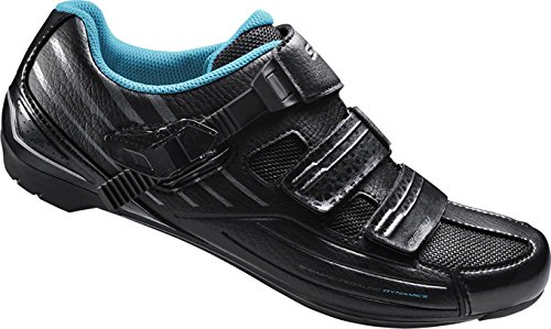 multicoloured Women's Shoes Gr Black Shoes Road Velcro Shoes RP3L Cycling Cycling nbsp;SPD RATSCHENV SL Shimano 41 SH Road wXW4UTqngn