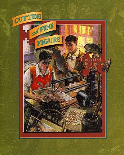 Cutting a fine figure: The art of the jigsaw (Figure Jigsaw)