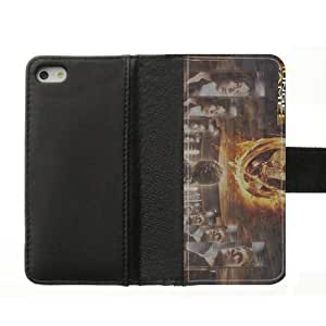 CSKFUGood Quality Well Printed PC Case Custom Diary Leather Cover Case for iphone 6 5.5 plus iphone 6 5.5 plus Pop Film The Hunger Games-13907