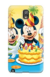 Slim New Design Hard Case For Galaxy Note 3 Case Cover Disney
