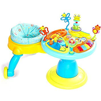 Amazon.com : Bright Starts - Doodle Bugs Around We Go Baby ...