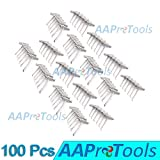 AAPROTOOLS SET OF 100 CROSS BAR DENTAL ROOT ELEVATOR WINTER BLADE 14R A+ QUALITY