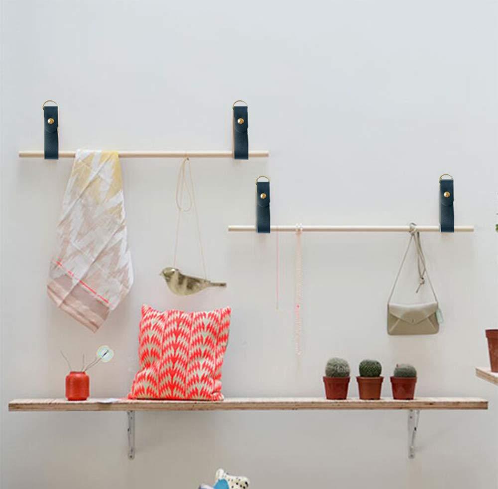 AQJSQ DIY Foto Wandgitter Schwarz Wei/ß Rose Metall Gitter Memoboard Gitterwand Wand Organizer Foto Wand Gridpanel 15.8/'/'x31.5/'/'