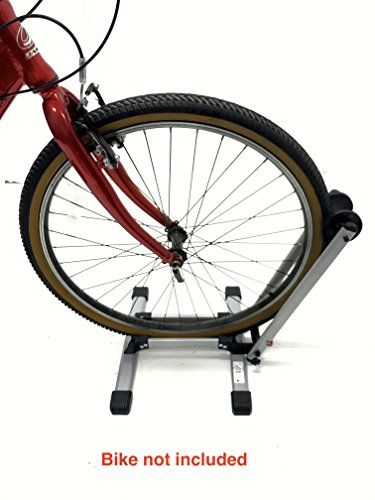 MaxxHaul 80717 Foldable Floor Bike Stand Fits 20''-29'' Sports Bicycles by MaxxHaul (Image #4)