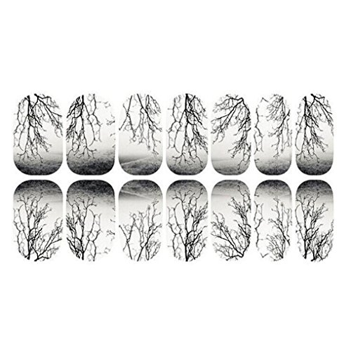 DATEWORK Professional High Quality Manicure 3D Manicure Tips Decal Decoration Nail Art Transfer Stickers (#3)