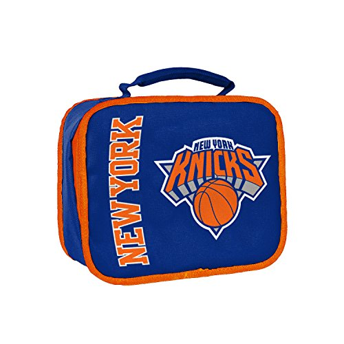 Officially Licensed NBA New York Knicks Sacked Lunch Cooler