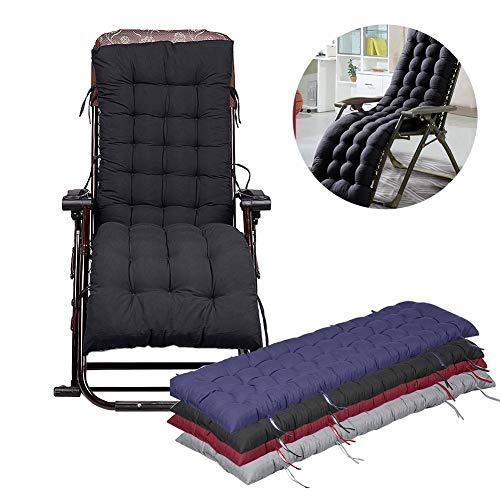 Gorge-buy Chaise Longue Cushion Rocking Chair Cushion Padded Seat Cushion Rattan Chair Cushion Sofa Cushion Tatami Mat Window Mat Floor Mat