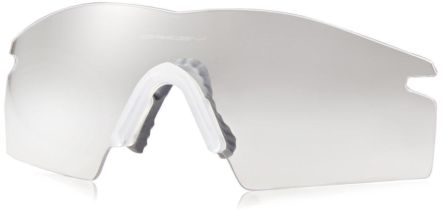 Oakley M Frame Replacement Lens Shield,Clear,one size