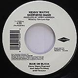 Kenny Wayne Shepherd Band 45 RPM Blue on Black / Blue on Black