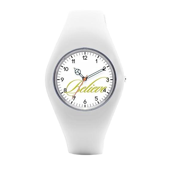 Relojes deportivos para mujer TRUST Honor para hombre silicona relojes