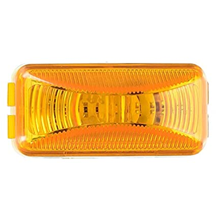 Optronics AL90ABP Amber LED Clearance Light