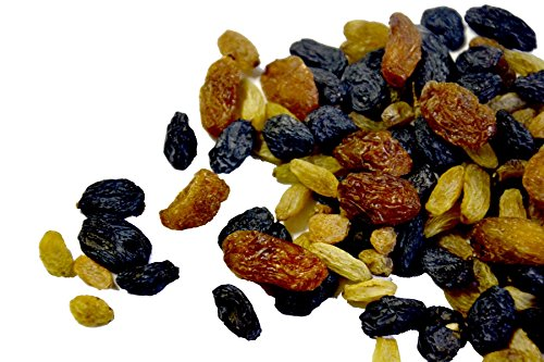 Leeve Dry Fruits Multi Mixed Raisins Mix Kishamish - 400Gms by Leeve Dry Fruits (Image #2)'