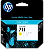 HP 711 29-ml Yellow Designjet Ink Cartridge (CZ132A) for HP DesignJet T120 24-in Printer HP DesignJet T520 24-in Printer HP DesignJet T520 36-in PrinterHP DesignJet printheads help you respond quickly by providing quality speed and easy hassle-free printi