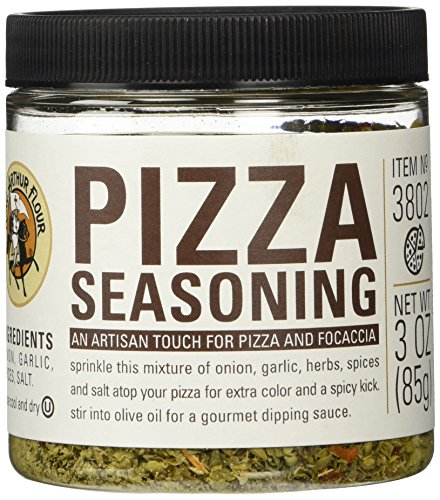 - King Arthur Flour Pizza Seasoning
