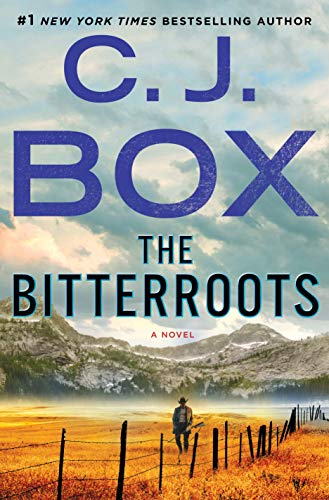 The Bitterroots: A Novel (Cassie Dewell)