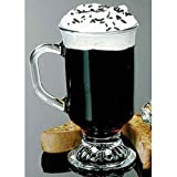 Anchor Hocking 308U 4' Diameter x 5-1/4' Height, 8 oz Irish Coffee Mug, Case of 24