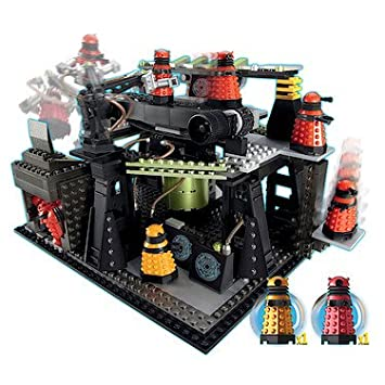 Doctor Who Dalek Factory Amazon Toys Games