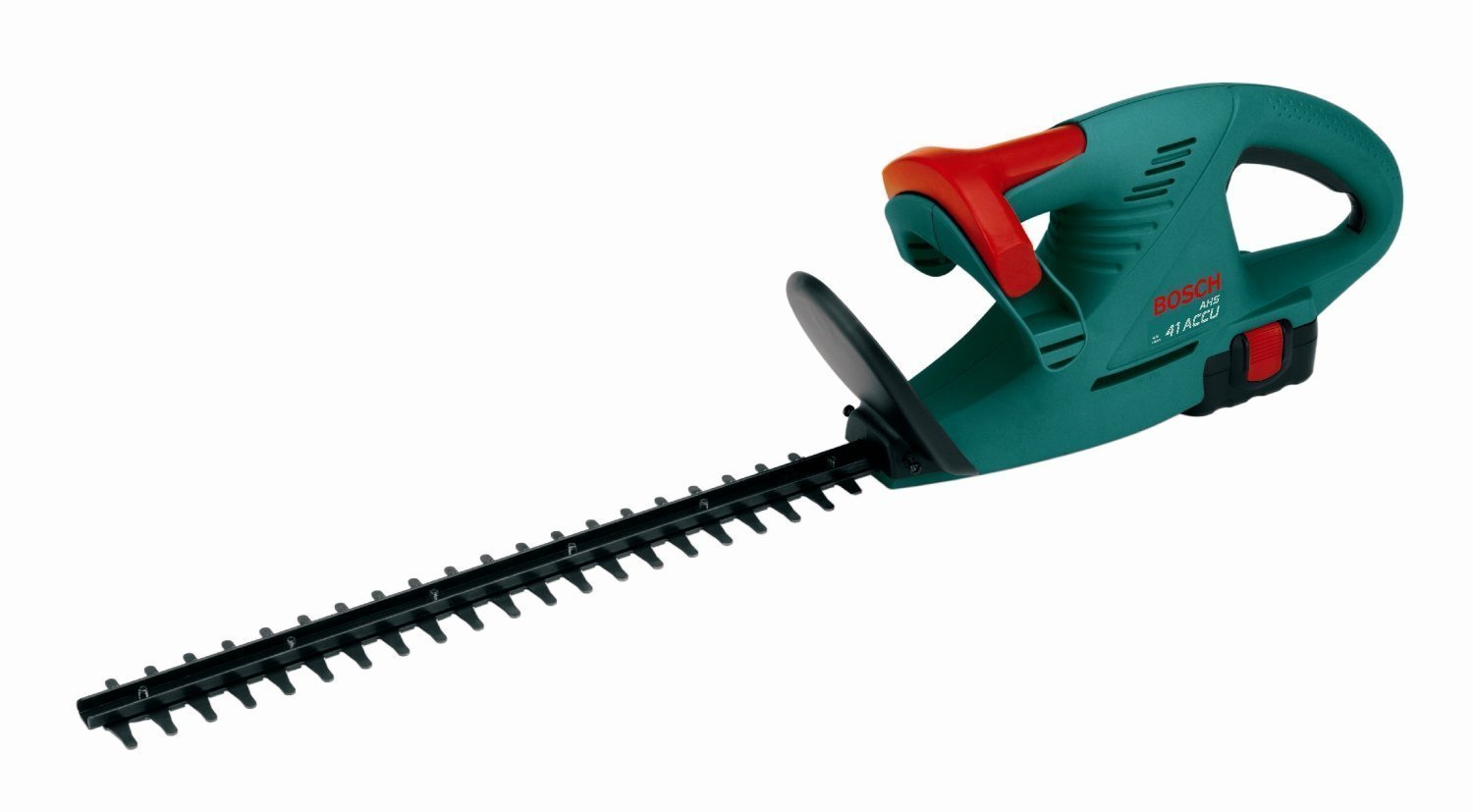 The BARE//Naked Version BOSCH AHS 41 Accu Cordless Hedge Trimmer