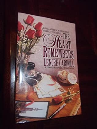 book cover of The Heart Remembers