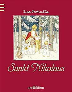 Hardcover Sankt Nikolaus [German] Book