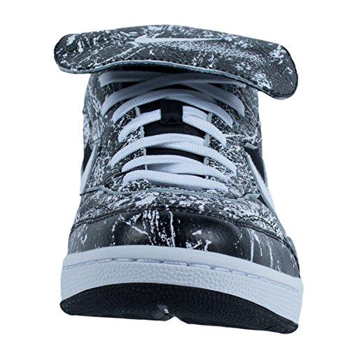 Nike Tiempo Voetbalschoenen Sneakers 685199 Zwart / Wit