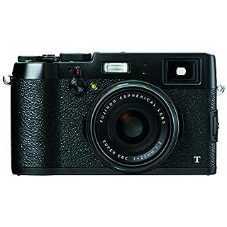 Fujifilm X100T 16 MP Digital Camera (Black)