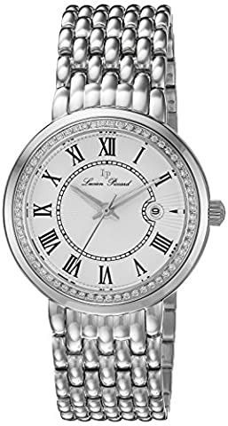 Lucien Piccard Women's LP-16540-22S Fantasia Analog Display Quartz Silver Watch (Fantasy Wrist Watch)